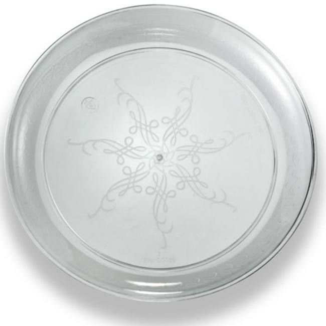 Check Out The Deal On Caterers Collection 10 Inch Clear Plastic Dinner Plates Partyatlewis Holidaytablescapes Holi Plastic Ware Clear Plastic Plates Plates