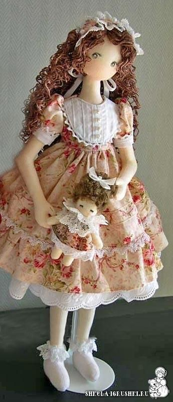 just love it doll pattern