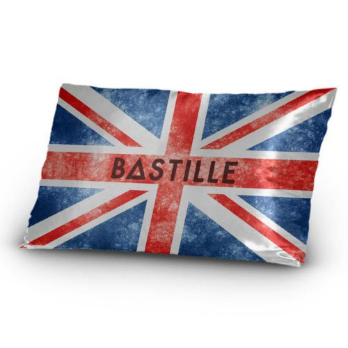 Bastille-Band-Logo-Flag-Custom-Pillow-Case-20-x-30-One-Side