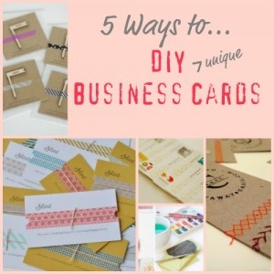 10 best images about tarjetas personales on pinterest logos 5 unique and creative business card designs that you can do yourself solutioingenieria Choice Image