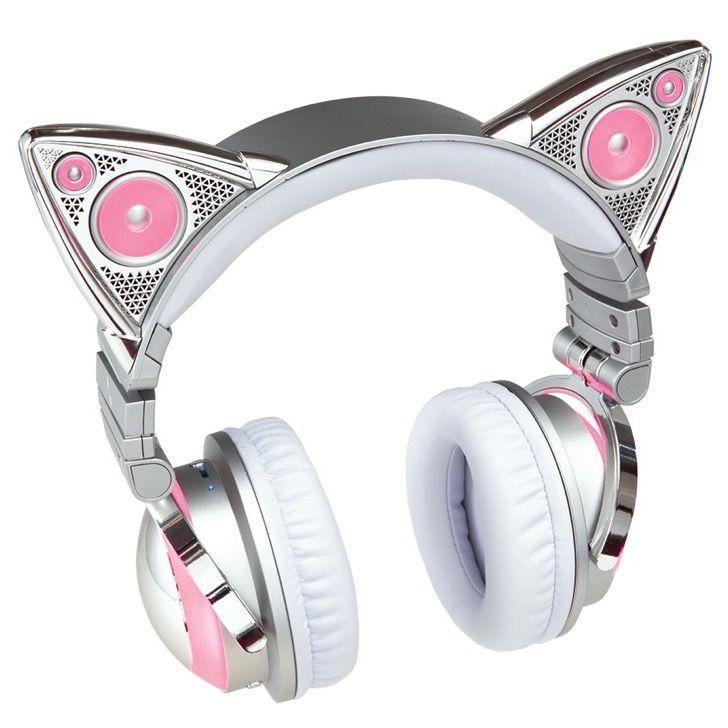 Ariana Grande quiere que compres estos horribles audífonos con orejas de gato por 150 dólares