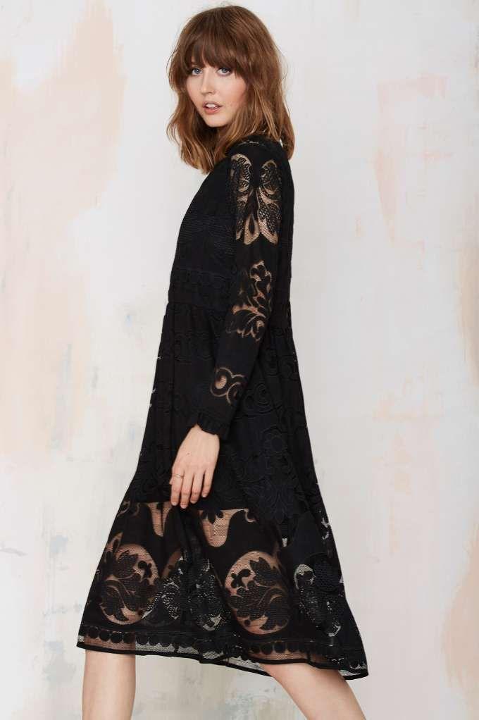 Amanina Lace Dress - Midi + Maxi | LBD