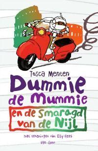Alle recensies over Tosca Menten – Dummie de mummie en de Smaragd van de Nijl (Dummie de mummie 8) | http://www.ikvindlezenleuk.nl/product/menten-dummie-smaragd/