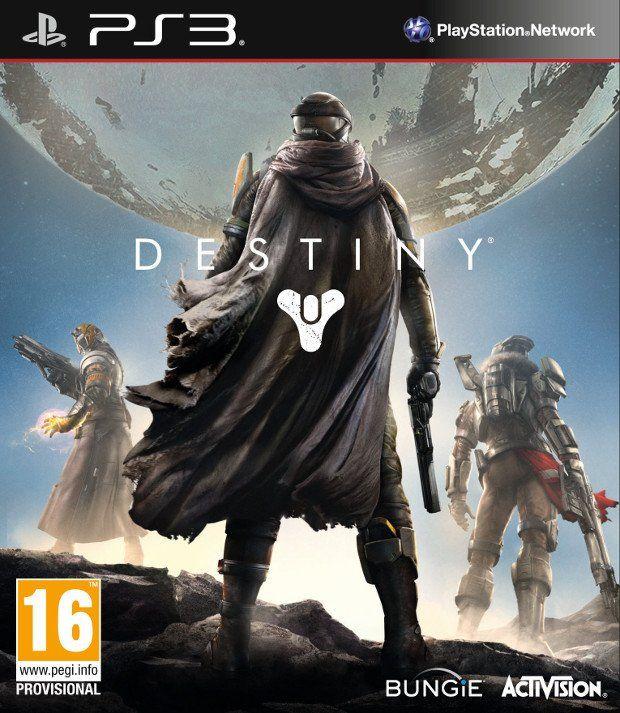 Box art for Destiny revealed | GamesRadar