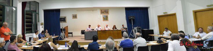 Η συνεδρίαση του δημοτικού συμβουλίου Νέας Φιλαδέλφειας την Τετάρτη 7/9 (Ρεπορτάζ)