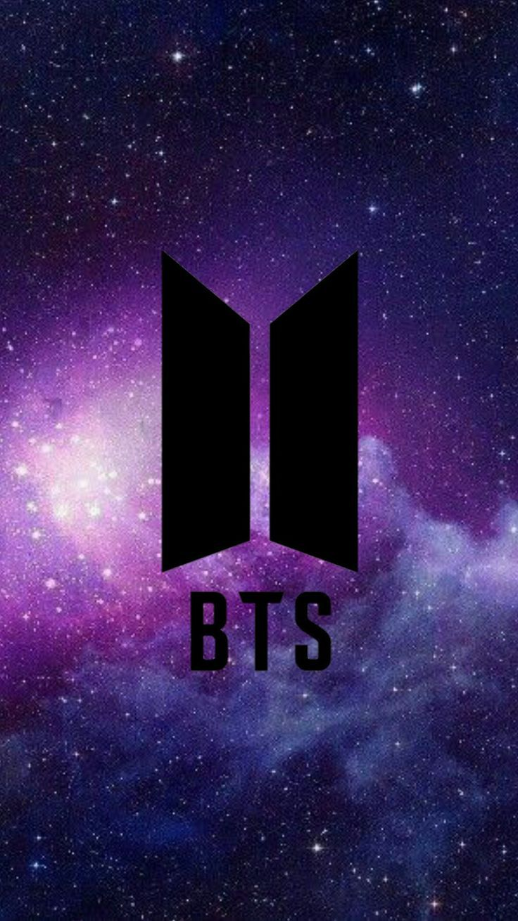 Logo Bts Wallpaper Galaxy Wallpapershit