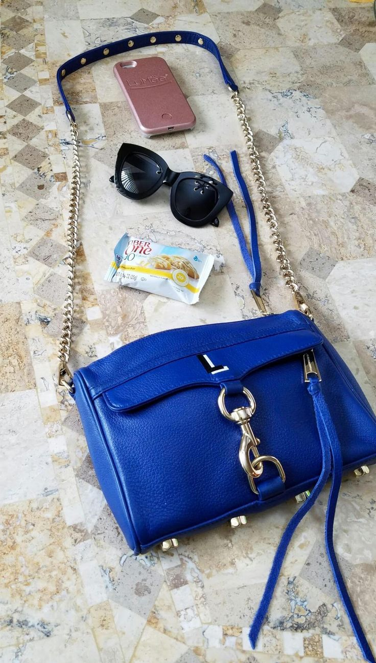 Purse essentials to get you through the day when you are on the go.  Don't forget a snack!  There is nothing worse than trying to get through the day hungry! AD