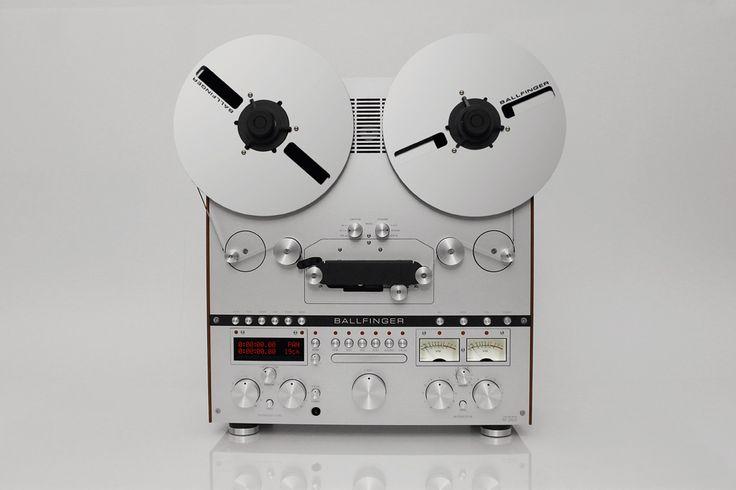 Tonbandmaschine M 063 - BALLFINGER | Roland Schneider Feinwerktechnik
