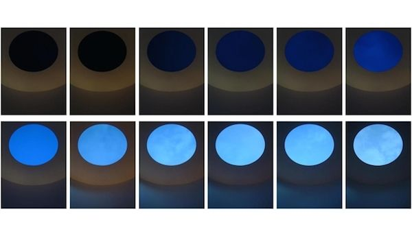 James Turrell Skyspace (2000)