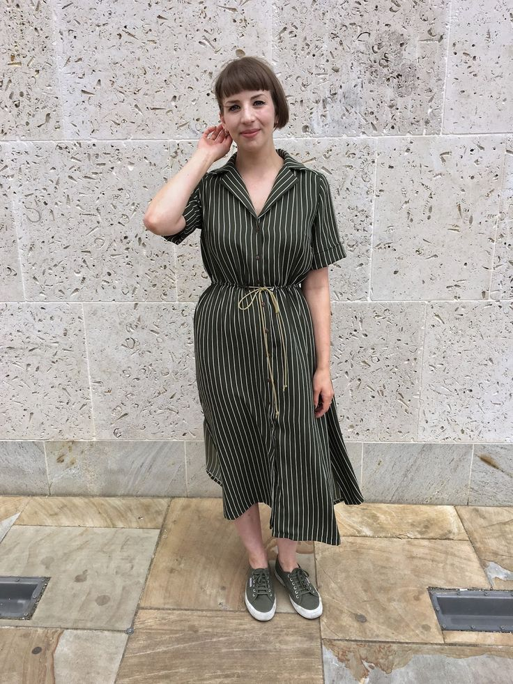 The Magnifocent Thread - Reeta Dress