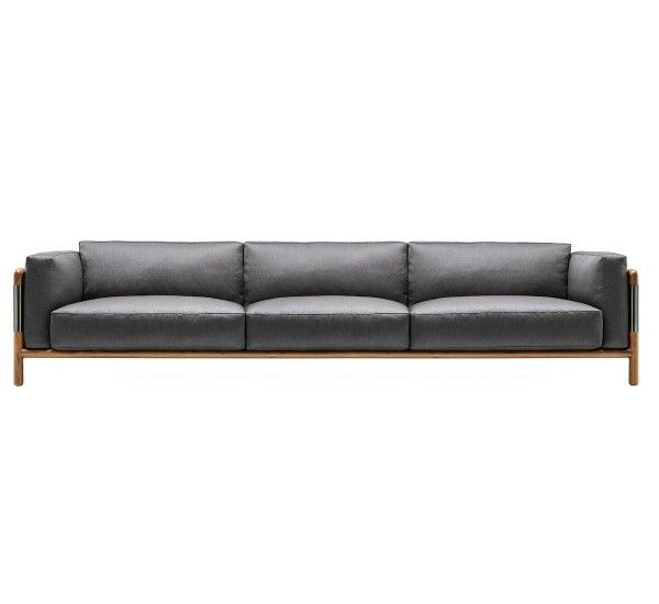 Sectional Sleeper Sofa Urban is a sofa designed by Carlo Colombo for Giorgetti Available in monocolor or bicolor