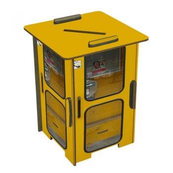 """Werkhaus Shop - Twinbox - 60 """"Telefonzelle"""""""