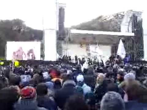 V3DAY Beppe Grillo Genova