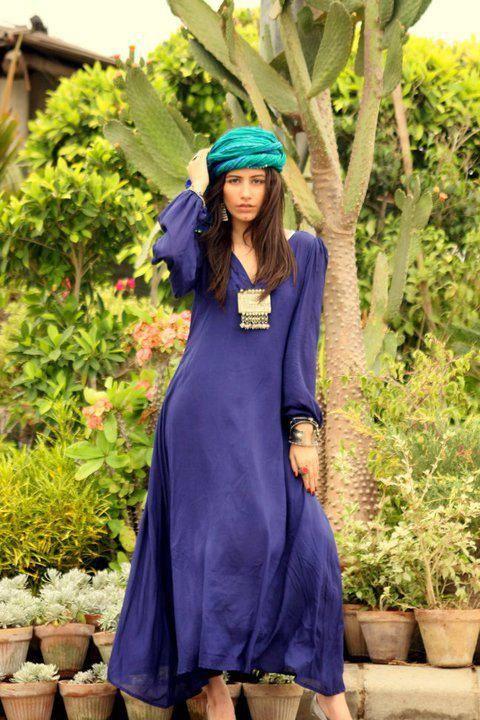 Pakistani Model Syra Yousaf