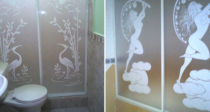 diseños de vidrio templado para baños - Buscar con Google