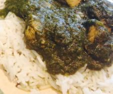 Recipe Chicken Sagg by Aking290 - Recipe of category Main dishes - meat