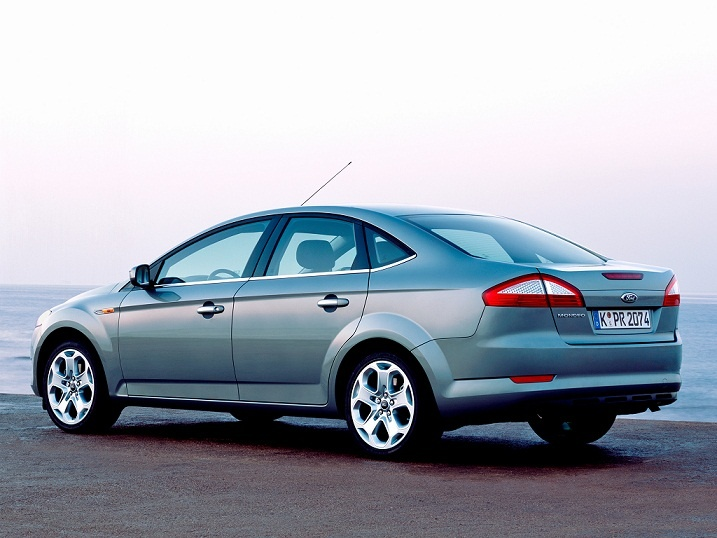 Ford Mondeo (2007 - 2010).