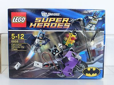 Lego #super hero 6858 batman catwoman #chase set  new #sealed in box   mint rare,  View more on the LINK: 	http://www.zeppy.io/product/gb/2/192070913170/