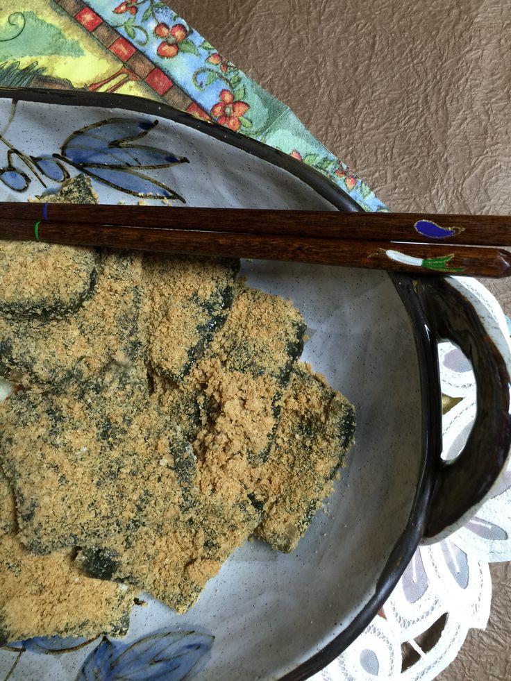 Mugwort rice cake !