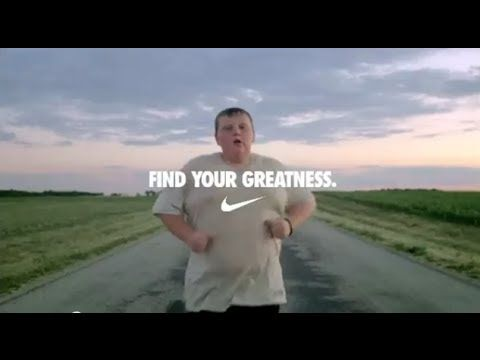 Nike 'Rise and Shine' commercial Find Your Greatness - YouTube