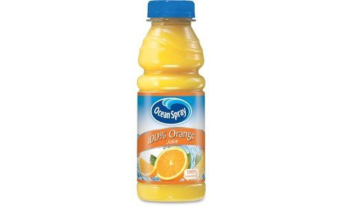 Ocean Spray 100% Orange Juice Juice Drink, 15.2 Ounce >>> Click on the image for additional details.