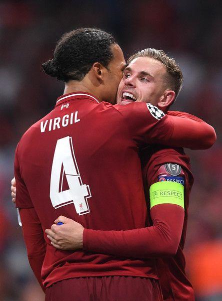 Virgil van Dijk Photos Photos: Tottenham Hotspur v ...
