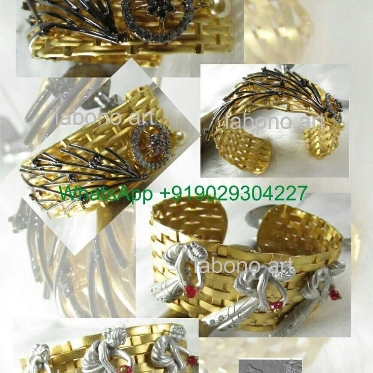 Luxury jewellery manufacturer. Antique jewellery, Bangles wholesale prices  labonoart@gmail.com