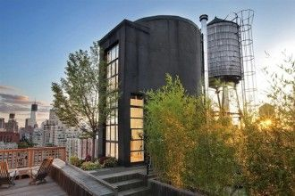 reclaimed water tank home