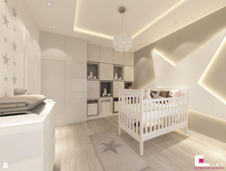 Pokój dziecka styl Nowoczesny - zdjęcie od CUBE Interior Design
