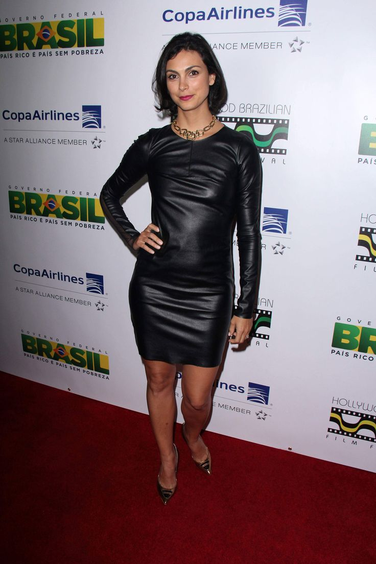 Morena Baccarin attends 6th Annual Hollywood Brazilian Film Festival opening night gala