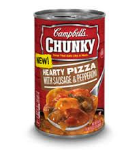 Image result for images of tins of soup ready made meals