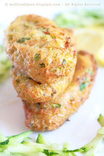 Mollica di Pane: Le frittelle greche