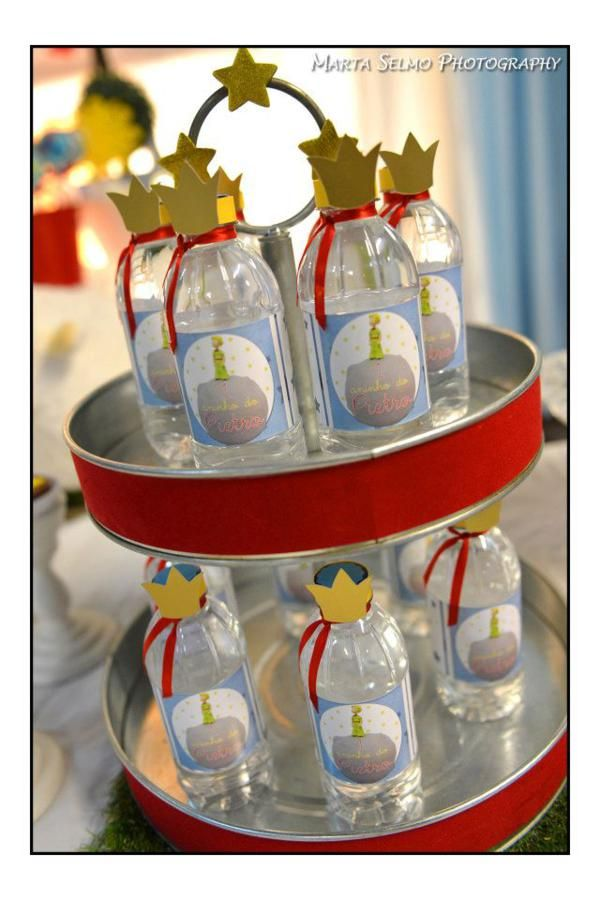 Little Prince Boy Birthday Party Planning Idea