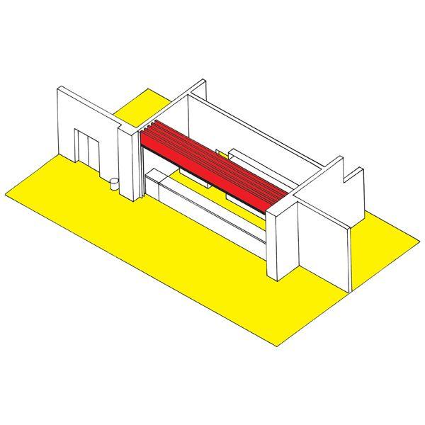 Vertical sliding walls (Losch) - Estfeller