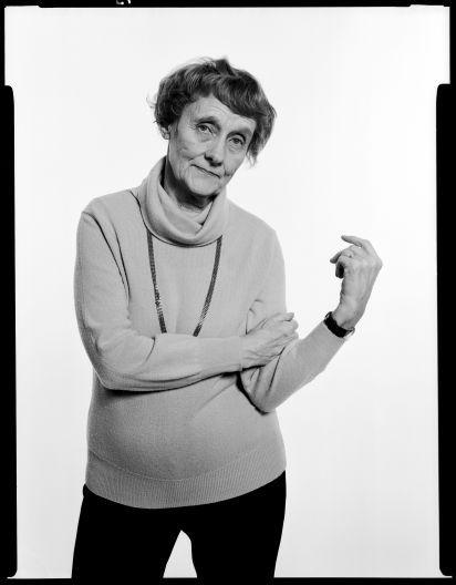 Astrid Lindgren by Hans Gedda