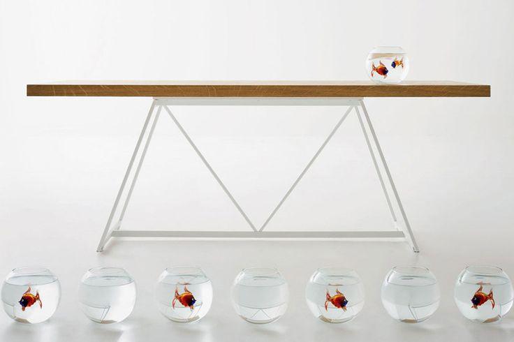 Tavoli rettangolari allungabili, Tavoli quadrati e rettangolari in vetro