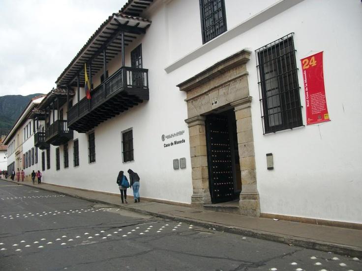Museo Casa de la Moneda, Bogota, Colombia