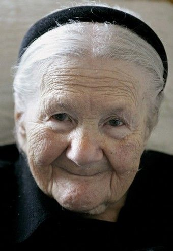 "Irena Sendler (1910-2008): rescued around 2500 Jewish children from the Warsaw Ghetto. She claimed no credit for her actions. ""I could have done more,"" she said. ""This regret will follow me to my death""."