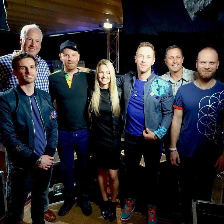 Coldplay News : Photo
