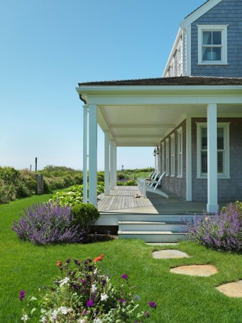 Surfside Chic Nantucket beach house retreat
