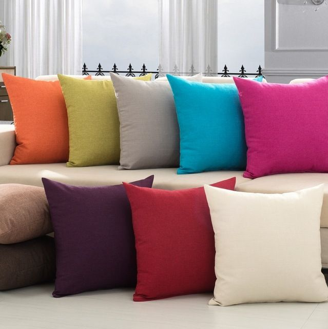 Luxury Home Pillow Case Velvet Sofa Cushion Cover For Family Decor Pillowcase