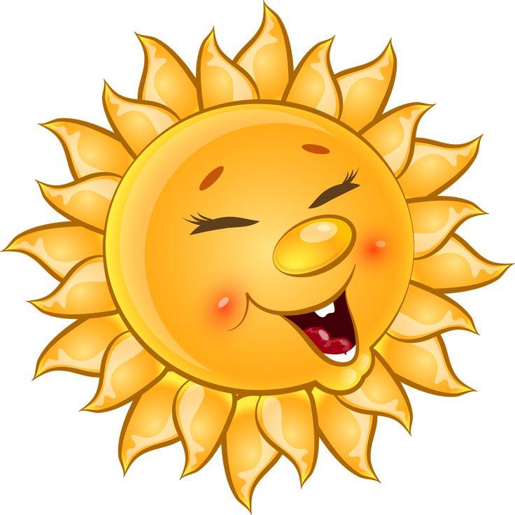 Анимация картинки солнышко, открытки днем