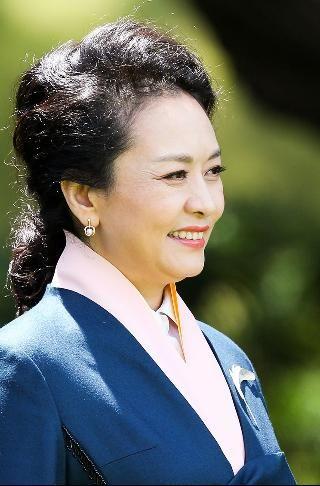 Peng Liyuan - First Lady, China.