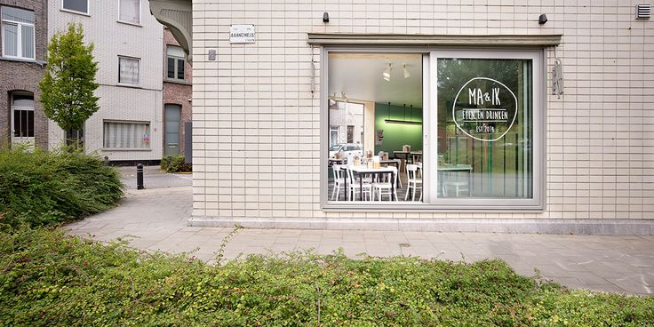Ma & Ik   Kindvriendelijk eethuis en koffiehuis in Sint-Amandsberg (Gent)