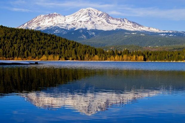 De mooiste natuurgebieden in Californië