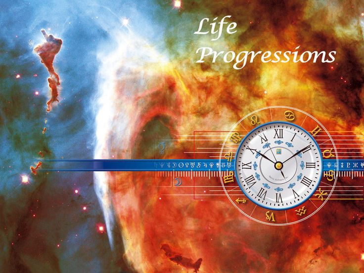 CD - LIFE PROGRESSIONS 1-YEAR FORECASTING ASTROLOGY REPORT, DESIGNER CHART, MORE