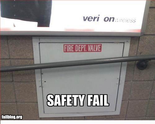 Design Safety FAIL