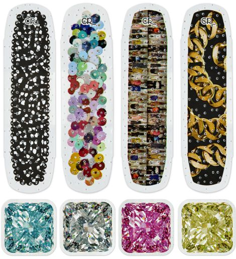 """""""Blingy"""" band-aids by cynthia rowley.. LOVE"""