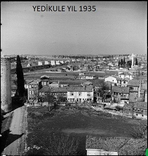 Yedikule, 1935
