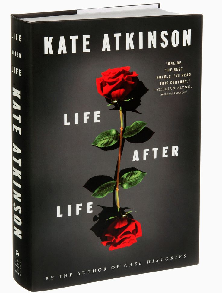 """""""Life After Life"""" by Kate Atkinson: Groundhog Day meets The Butterfly Effect in WWII Britain"""